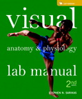Visual Anatomy & Physiology Lab Manual, Cat Version, 2/e [book cover]