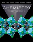 Chemistry: The Central Science, 14/e [book cover]