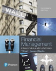 Financial Management: Principles and Applications, 13/e [book cover]