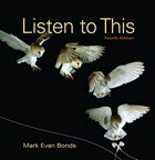 Listen to This, 4/e [book cover]