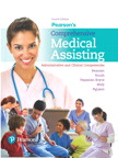 Pearson's Comprehensive Medical Assisting: Administrative and Clinical Competencies, 4/e [book cover]