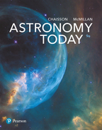 Astronomy Today, 9/e [book cover]