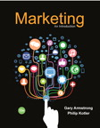 Marketing: An Introduction, 13/e [book cover]