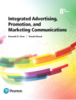 Integrated Advertising, Promotion, and Marketing Communications, 8/e [book cover]