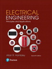 Electrical Engineering: Principles & Applications, 7/e [book cover]