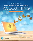 Horngren's Financial & Managerial Accounting, The Financial Chapters, 6/e [book cover]