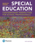 Special Education: Contemporary Perspectives for School Professionals, Loose-Leaf Version, 5/e [book cover]