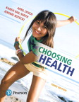 Choosing Health, 3/e [book cover]