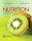 Nutrition: An Applied Approach, 5/e [book cover]
