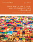 Developing Multicultural Counseling Competence: A Systems Approach, 3/e [book cover]
