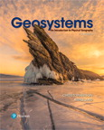 Geosystems: An Introduction to Physical Geography, 10/e [book cover]