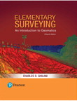 Elementary Surveying: An Introduction to Geomatics, 15/e [book cover]