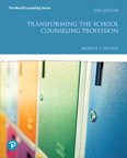 Transforming the School Counseling Profession, 5/e [book cover]