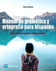 Manual de gramática y ortografía para hispanos, 3/e [book cover]