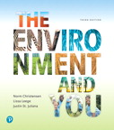 Environment and You, The, 3/e [book cover]