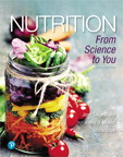 Nutrition: From Science to You, 4/e [book cover]