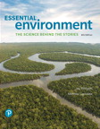Essential Environment: The Science Behind the Stories, 6/e [book cover]