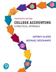 College Accounting: A Practical Approach, 14/e [book cover]