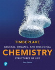 General, Organic, and Biological Chemistry: Structures of Life, 6/e [book cover]
