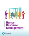 Human Resource Management, 15/e [book cover]
