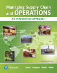 Managing Supply Chain and Operations: An Integrative Approach, 2/e [book cover]