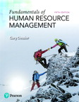 Fundamentals of Human Resource Management, 5/e [book cover]
