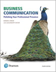 Business Communication: Polishing Your Professional Presence, 4/e [book cover]