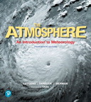 Atmosphere, The: An Introduction to Meteorology, 14/e [book cover]