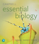 Campbell Essential Biology, 7/e [book cover]