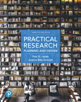Practical Research: Planning and Design, 12/e [book cover]