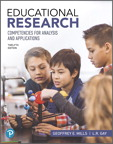Educational Research: Competencies for Analysis and Applications, 12/e [book cover]