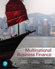 Multinational Business Finance, 15/e [book cover]