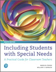 Including Students with Special Needs: A Practical Guide for Classroom Teachers, 8/e [book cover]
