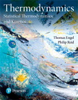 Physical Chemistry: Thermodynamics, Statistical Thermodynamics, and Kinetics, 4/e [book cover]