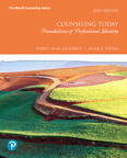 Counseling Today: Foundations of Professional Identity, 2/e [book cover]