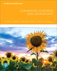 MyLab Counseling without Pearson eText -- Instant Access -- for Counseling Children and Adolescents, 1/e [book cover]