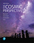 (Preview Only)  The Cosmic Perspective, 9/e [book cover]