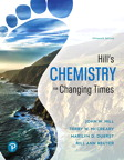 Chemistry for Changing Times, 15/e [book cover]