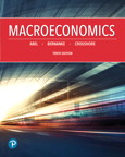 Macroeconomics, 10/e [book cover]