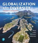 Globalization and Diversity: Geography of a Changing World, 6/e [book cover]