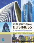 International Business: A Managerial Perspective, 9/e [book cover]