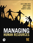 Managing Human Resources, 9/e [book cover]