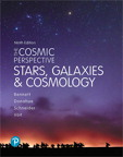 (Preview Only) Cosmic Perspective, The: Stars and Galaxies, 9/e [book cover]