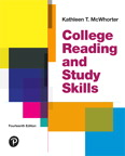 College Reading and Study Skills, 14/e [book cover]