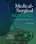 Medical-Surgical Nursing: Critical Thinking in Patient Care, 5/e [book cover]