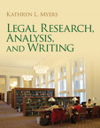 Legal Research, Analysis, and Writing, 1/e/e