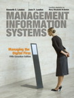 Management Information Systems: Managing the Digital Firm, 5/e [book cover]