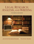 Legal Research, Analysis, and Writing, 4/e/e