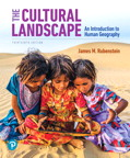 (Preview Only) The Cultural Landscape: An Introduction to Human Geography, 13/e [book cover]