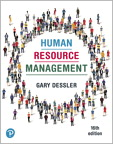 Human Resource Management, 16/e [book cover]